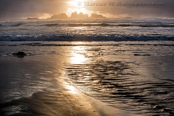 Aglow  Cannon Beach Oregon