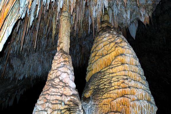 Carlsbad Caverns Convergence 3