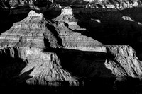 Grand Canyon Hopi Point Buttes