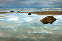Heavenly Reflections, Cannon Beach, Oregon