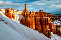 Thor's Hammer Bryce Canyon National Park Utah 1