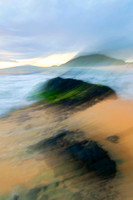 Natural Shift:  Big Beach, Makena State Beach, Maui, Hawaii