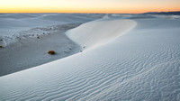 White Sands First Light