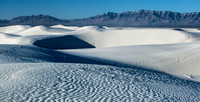 White Sands Endless Dunes pano