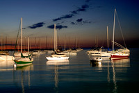 Safe Harbor, Lake Michigan, Chicago, Illinois
