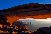 Mesa Arch, Canyon Lands National Park, Utah