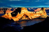 Lake Powell, Glen Canyon National Recreation Area, Arizona-Utah Border