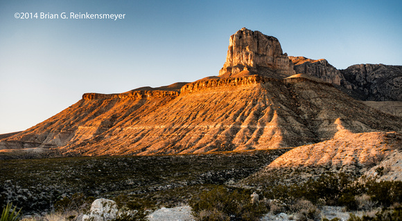 Guadalupe Mountain Texas - watermark copy
