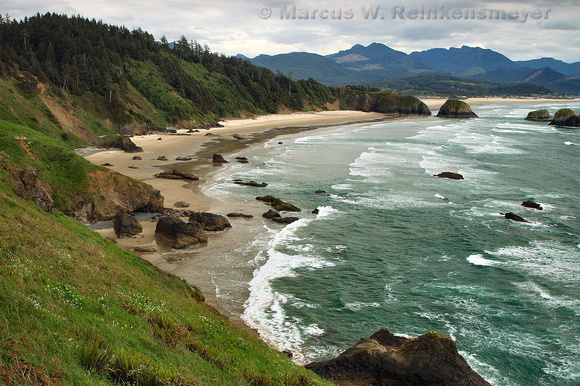 Crescent Beach Ecola State Park Oregon