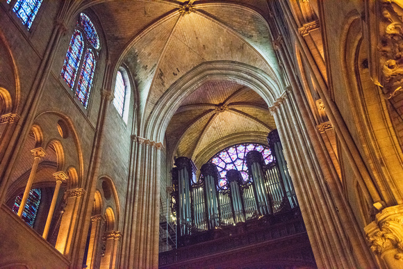 0 Notre Dame Catherdral, Paris, France 5