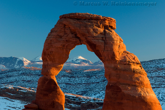 Delicate Arch, Arches National Park , Utah