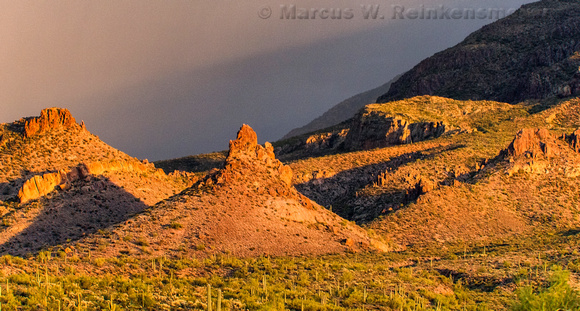 Superstition Mountains Glorious Storm Light 2 copy